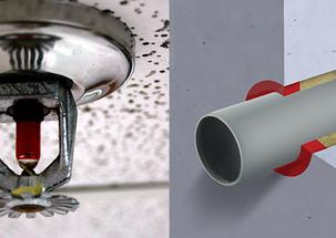 Was ist der Unterschied zwischen aktivem Brandschutz und passivem Brandschutz?