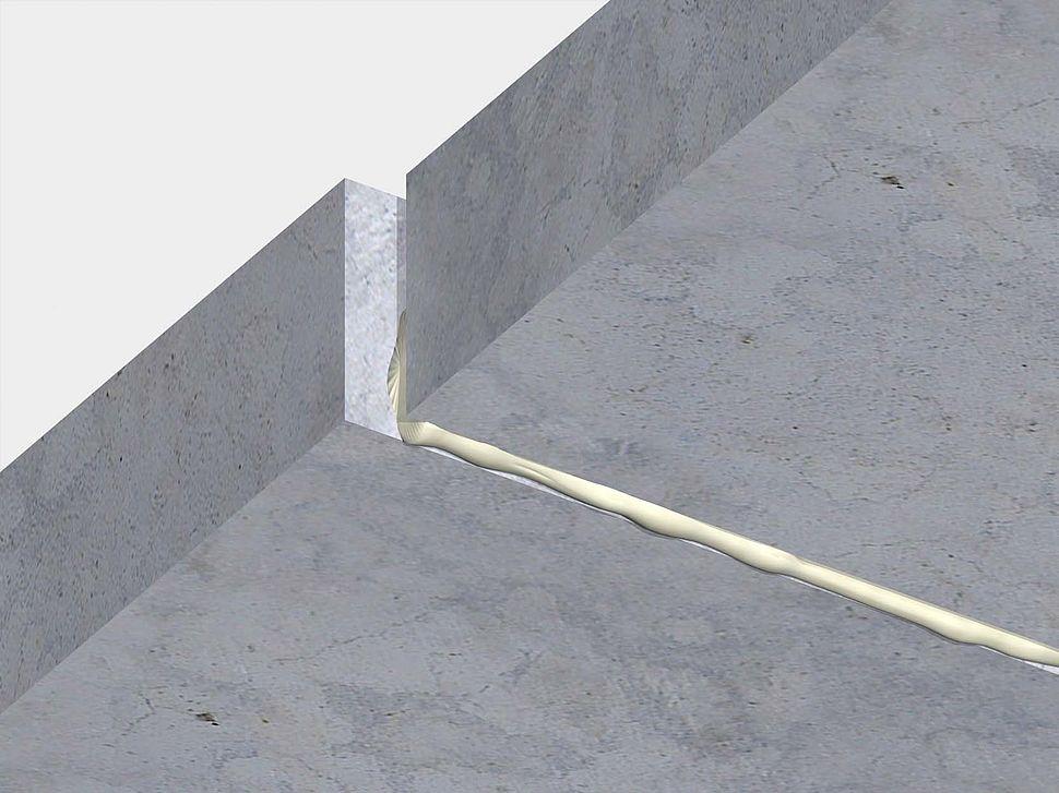 FF197 Brandwerend Schuim - massieve vloer