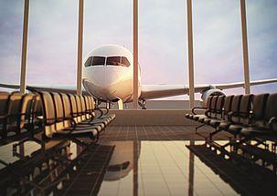 Protection feu passive pour l'aéroport international Galeão à Rio de Janeiro