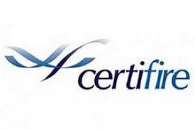 Logotipo Certifire