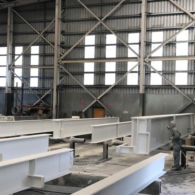 Fabricantes de acero y la protección pasiva contra el fuego