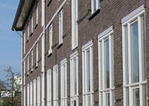 La maison des frères à Dongen transformée en appartements