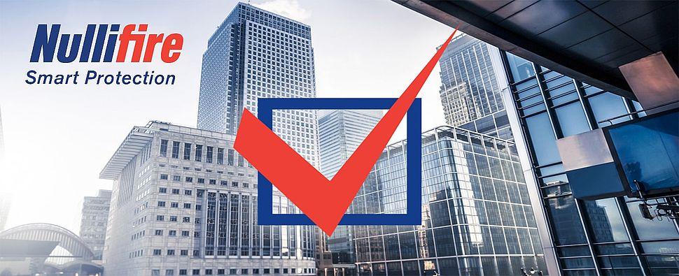 Nullifire Test- en certificeringsinstanties en brancheorganisaties