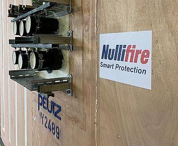 Nullifire  diverse doorvoeren brand- en rookwerend