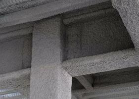 Protección de estructuras mediante proyectado