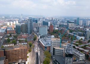 Protección Pasiva contra el fuego de un icónico Centro Comercial en Birmingham