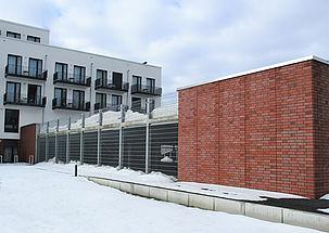 Wohnkonzept ADAPT Appartements in Braunschweig (Parkhaus)