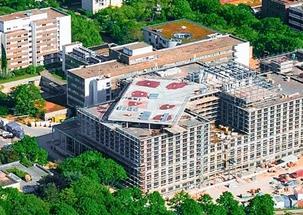 Neubau ViDia Christliche Kliniken Karlsruhe