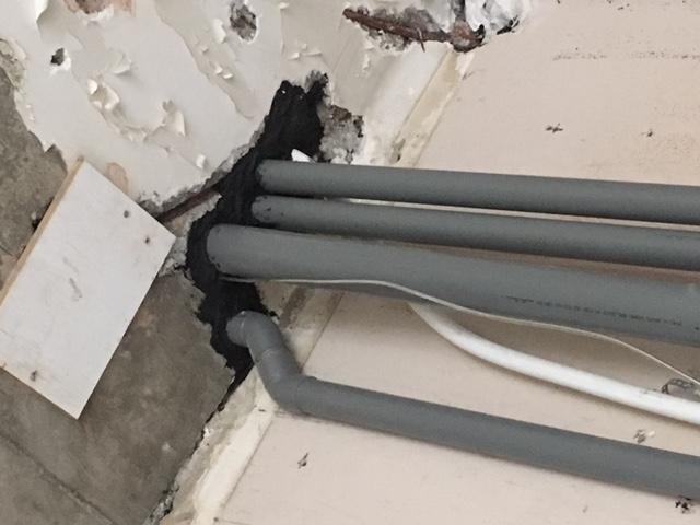 protection incendie des câbles par Nullifire
